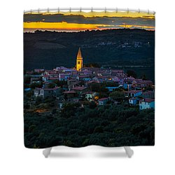 Padna Shower Curtain
