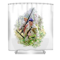 Page 34 Shower Curtain