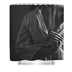 Pain Is Rewarding In Every Capacity Shower Curtain