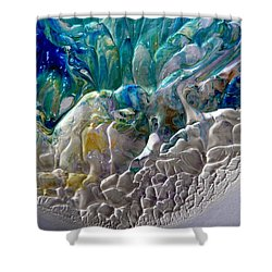 Painters Delite Shower Curtain