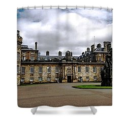 Palace Of Holyroodhouse  Shower Curtain