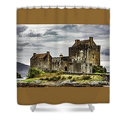 Shower Curtain featuring the photograph Palace Of Poetry by Anthony Baatz