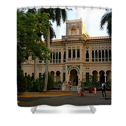 Palacio De Valle Shower Curtain
