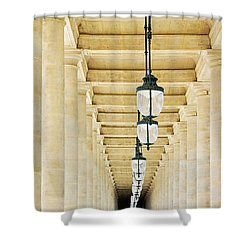 Palais-royal Arcade - Paris, France Shower Curtain