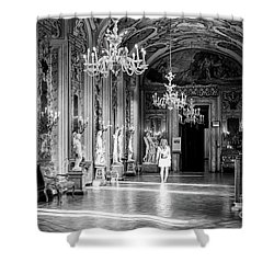 Palazzo Doria Pamphilj, Rome Italy Shower Curtain