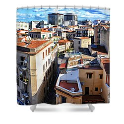 Palermo Shower Curtain