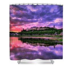 Palette Shower Curtain