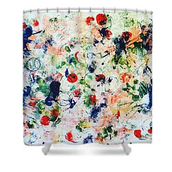 Palm Springs No 1 Shower Curtain