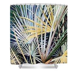 Palms   Original Shower Curtain