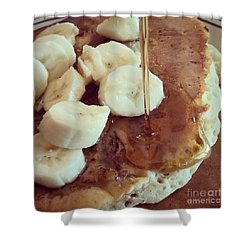 Pancakes  Shower Curtain