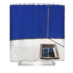 Paneless  Shower Curtain