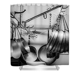 Shower Curtain featuring the photograph Panhandler by Kendall McKernon
