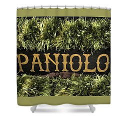 Shower Curtain featuring the photograph Paniolo Pride by Pamela Walton