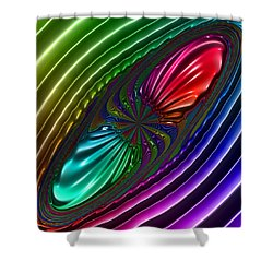 Panthrough Shower Curtain