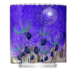 Papermoon Shower Curtain