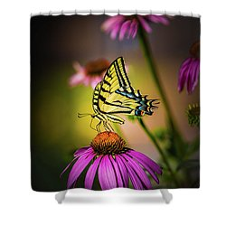 Papilio Shower Curtain