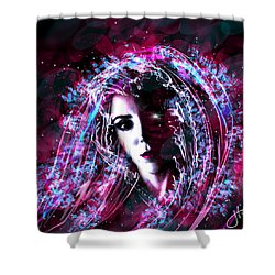 Paradise Lost Shower Curtain