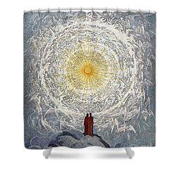 Paradiso: Dor� Shower Curtain by Granger