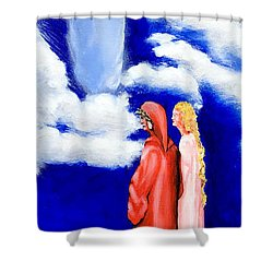 Paradiso Shower Curtain