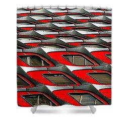 Paris France 1 Shower Curtain