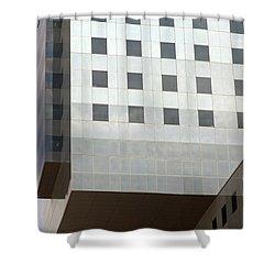 Parkland Hospital 2 Shower Curtain