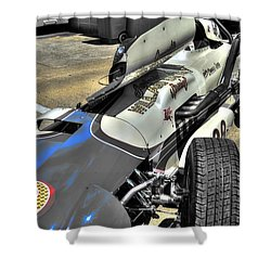 Parnelli Jones Watson Roadster 1963 Shower Curtain