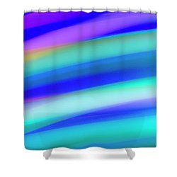 Parrotfish No. 2 Shower Curtain