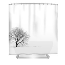 Part Of Me Will Always Be Waiting For You Shower Curtain