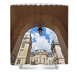 Passage Verite Shower Curtain