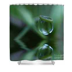 Passion Drop Shower Curtain