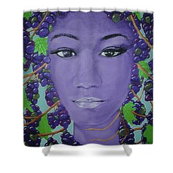 Passions Paradise Shower Curtain