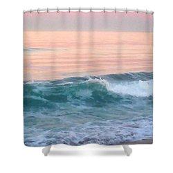 Pastel Morning Shower Curtain