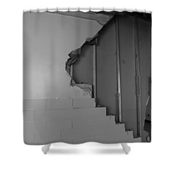 Path To The Past Shower Curtain