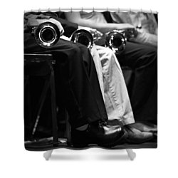 Shower Curtain featuring the photograph Patiently Waiting... by Trish Mistric