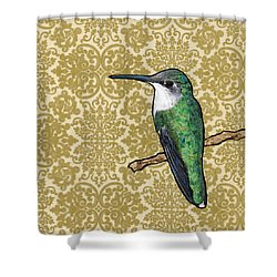Patricia Shower Curtain