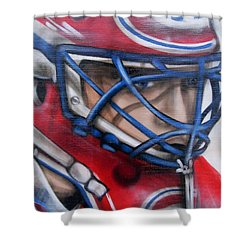 Patrick Roy ... Shower Curtain