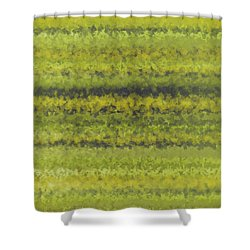 Shower Curtain featuring the digital art Pattern 201 by Marko Sabotin