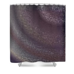 Shower Curtain featuring the digital art Pattern 218 by Marko Sabotin