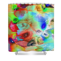 Pattern 242 _ Imagination Shower Curtain