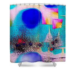 Pattern 283 _ Rise Shower Curtain