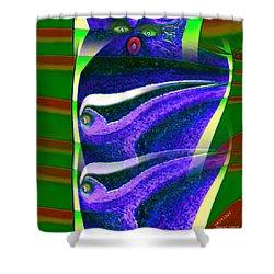 Pattern 308 _ Viewer Shower Curtain