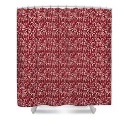 Pattern 7 Shower Curtain