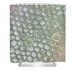 Pattern Or Abstract  Shower Curtain