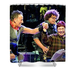Shower Curtain featuring the photograph Patty P #2 by Jeff Ross