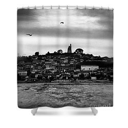 Patzcuaro Shower Curtain