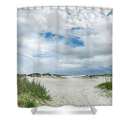 Pawleys Island  Shower Curtain