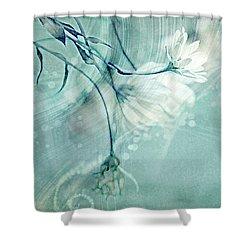 Shower Curtain featuring the photograph Peace And Harmony by Linda Sannuti