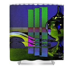 Peace Offering Shower Curtain