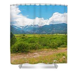 Peaceful Meadow Shower Curtain