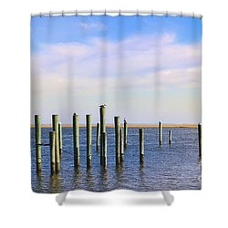 Shower Curtain featuring the photograph Peaceful Tranquility by Colleen Kammerer